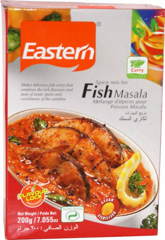 Eastern Fish Masala