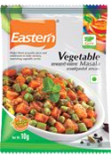 Eastern Vegetable Masala