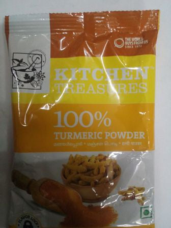 Kitchen Treasures - Turmeric Powder