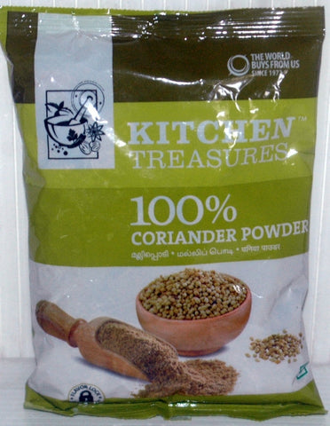 Coriander Powder - Kitchen Treasures