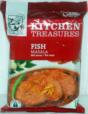 Kitchen Treasures - Fish Masala