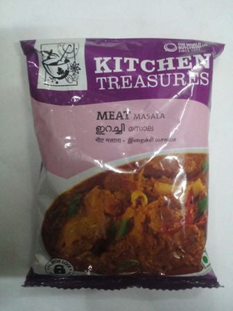 Kitchen Treasures - Meat Masala