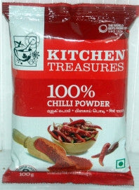 Kitchen Treasures - Chilly Powder