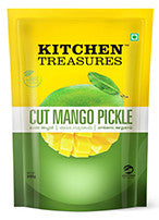 Kitchen Treasures Cut Mango Pickle