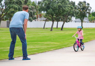 How to Teach a Kid to Ride a Bike