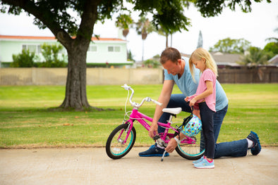Transition From Balance Bike to Pedal Bike
