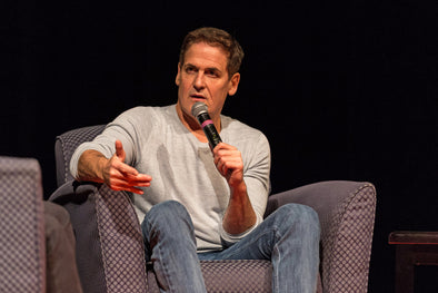 What's It Like Working with Mark Cuban After Shark Tank?
