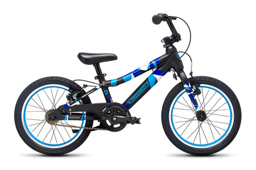 Product image for 16 inch bike, front view of bike