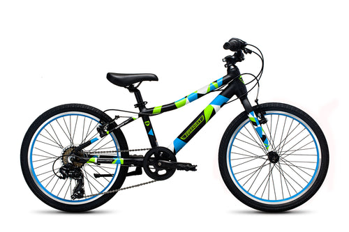 Product image for 20 inch large bike, front view of bike