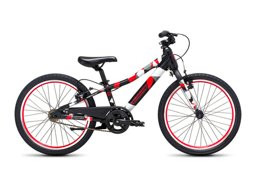 Product image for 20 inch small bike, front view of bike