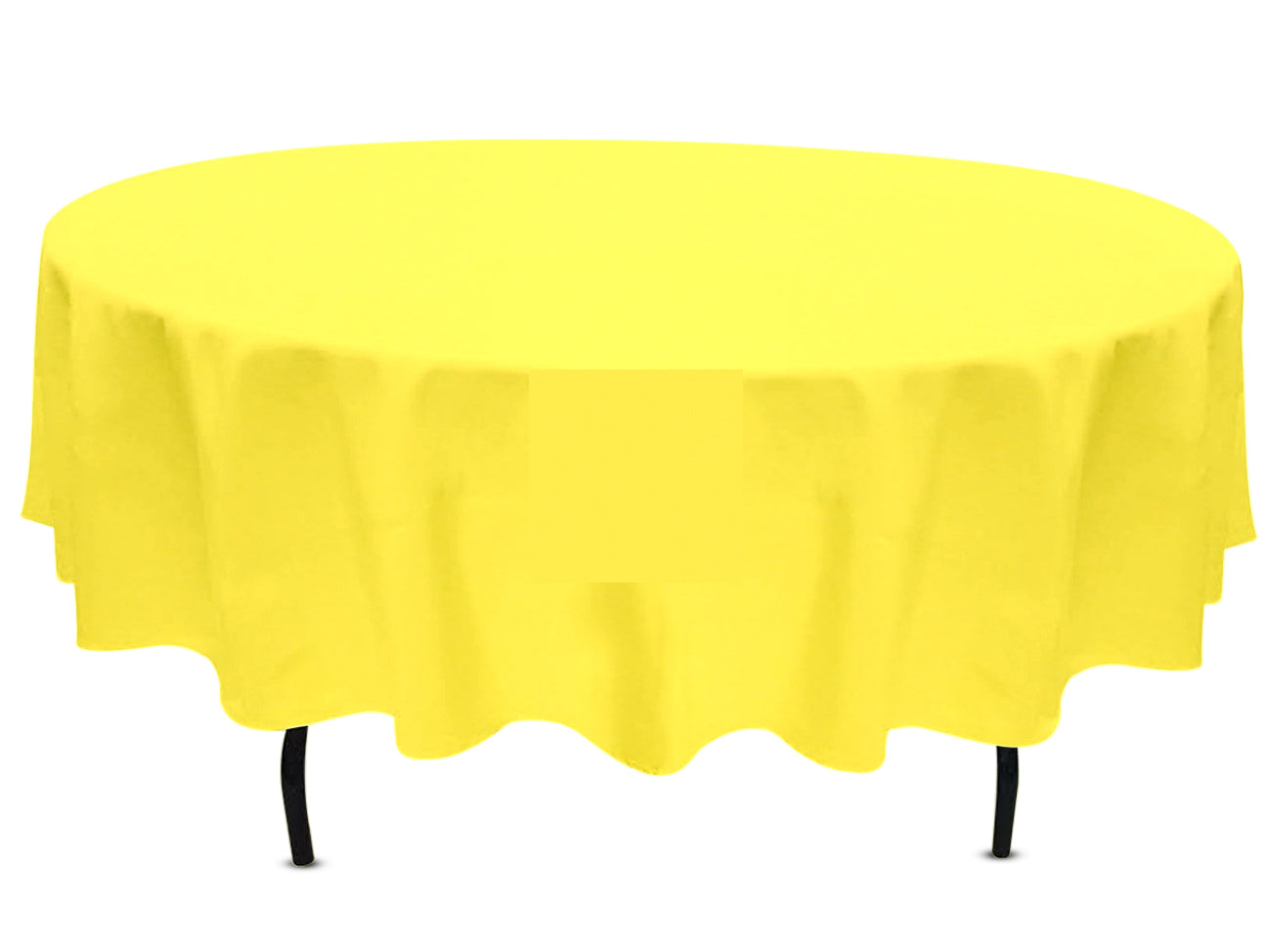90u0027u0027 Round Tablecloth