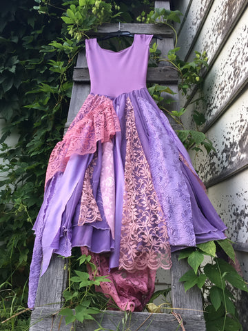 'Flower Petal' Fairy Dress
