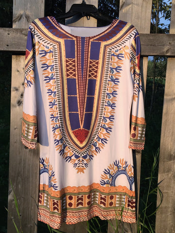 'LakeSky' Tunic Dress