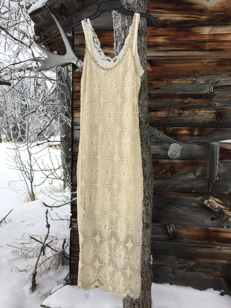 'Snow White' Upcycled Dress
