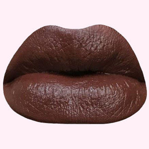 Dark Brown Lipstick