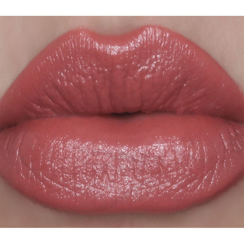 Romantic Rose -  Satin Crème Soft Rose Pink Lipstick