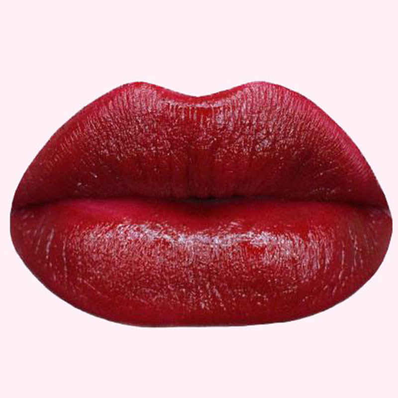 Star Quality - Satin Crème Cranberry Red Lipstick