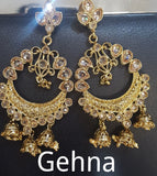 Rabhya Earrings
