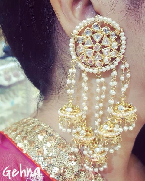 Maanasa Earrings