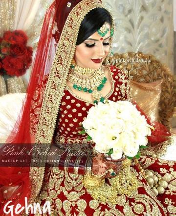 Mumtaz Bridal Set