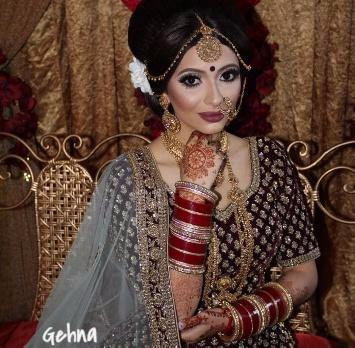 Aparna Bridal Set