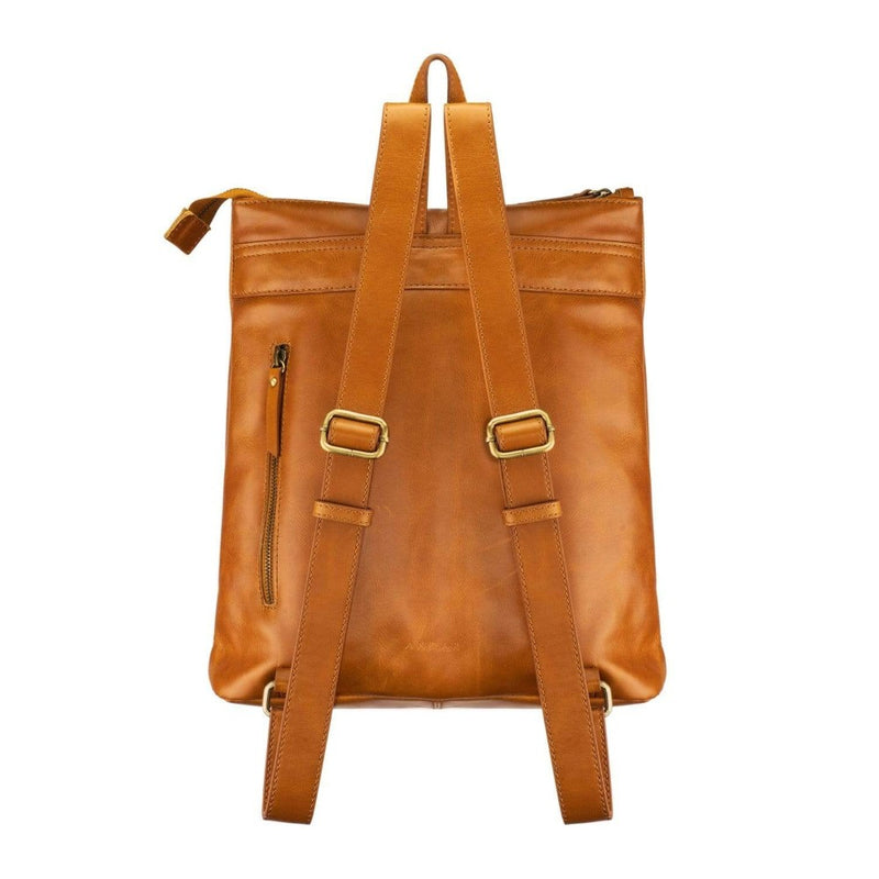 Andar Wallets Bag Camel Tan The Addison