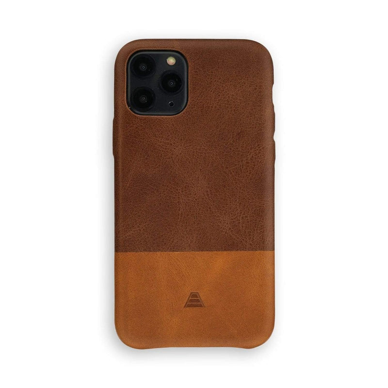 Andar Wallets Cases Brown/Camel Tan / iPhone 11 Pro Max The Marshal - Apple iPhone