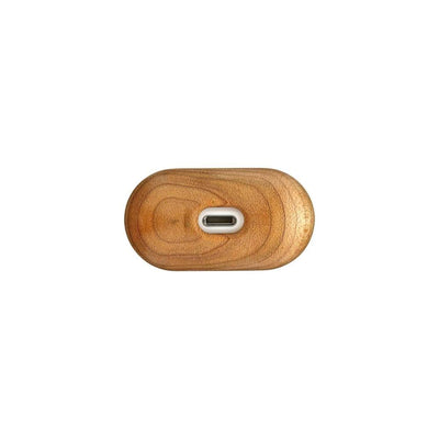 Wooden AirPods Case