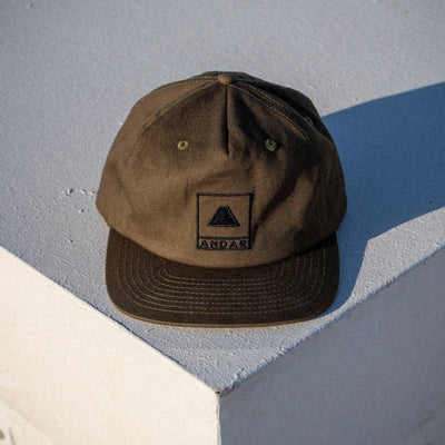 The Ancap Hat - Andar Wallets