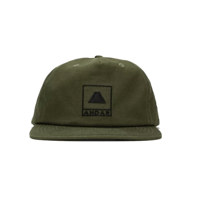 Andar Wallets Merch The Ancap Hat