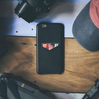 The Porter | Apple iPhone - Andar Wallets
