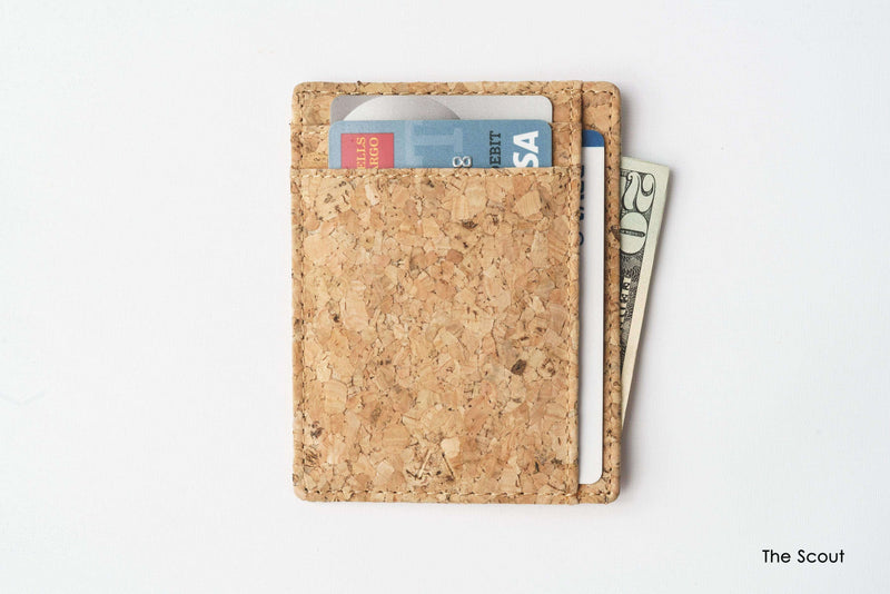 The Cork Collection - Andar Wallets