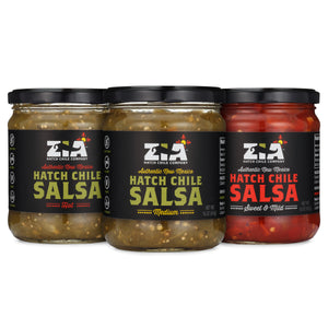 Hatch Chile Salsas