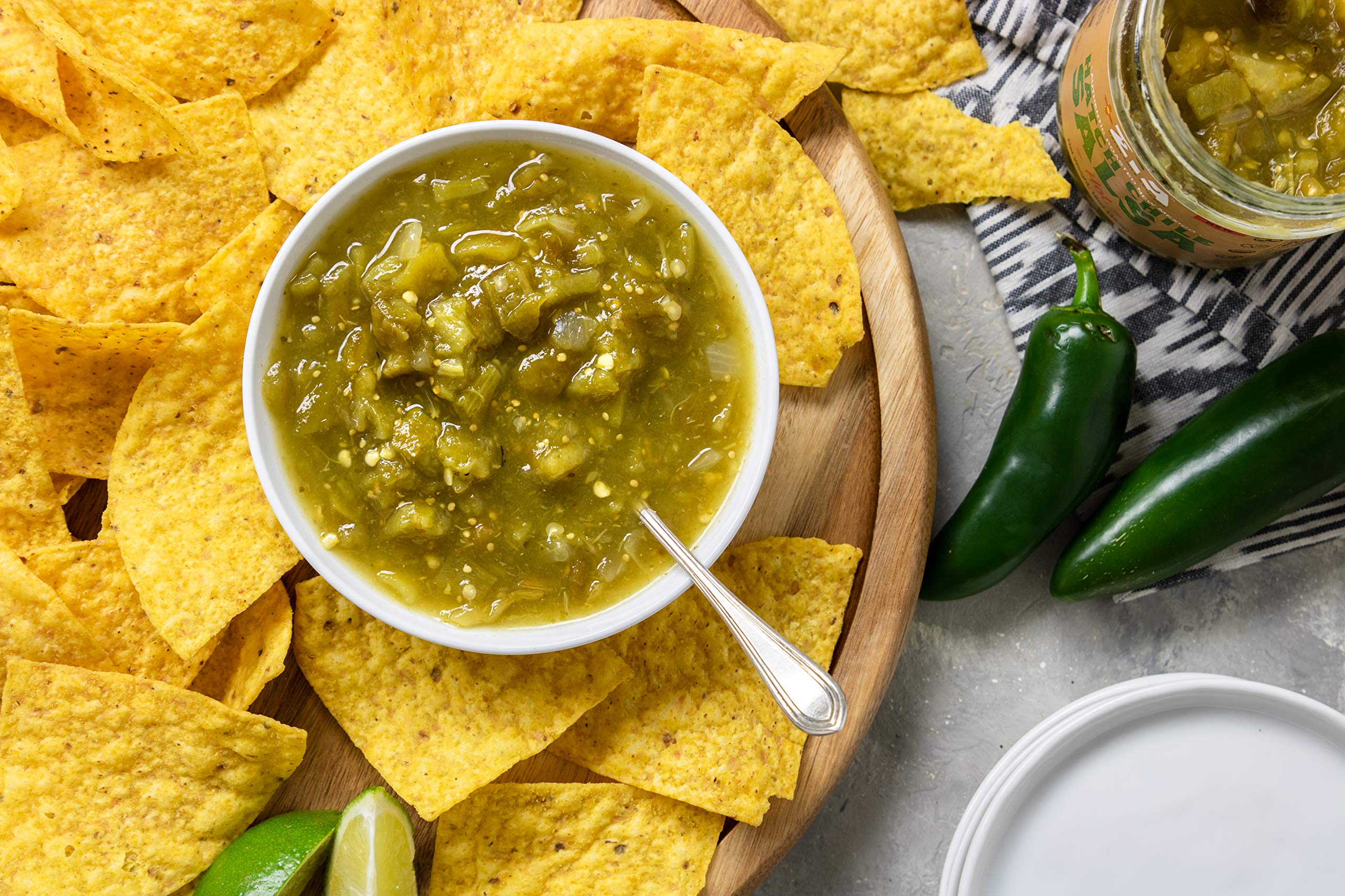 Zia Hatch Chile Salsa (HOT)