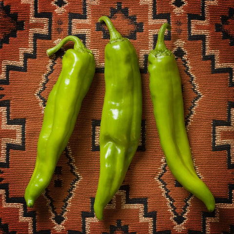 Fresh Hatch Green Chile (MEDIUM HOT - BIG JIM) - 5 lbs