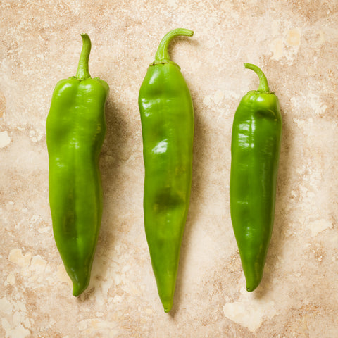 Fresh Hatch Green Chile (MEDIUM - Joe Parker) - 5 lbs