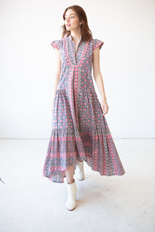 Miranda Maxi Dress - Tapestry