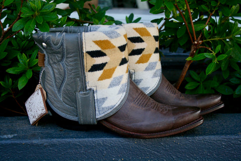 Canty Boot - Vintage Nocona with Pendleton