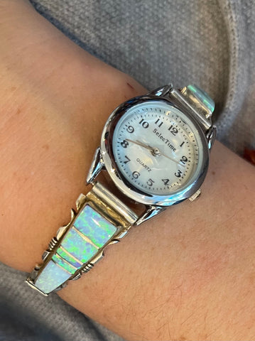 Opal Band Watch