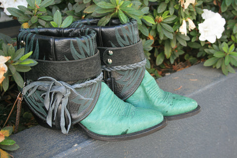 Canty Boot - Vintage Justin Ostritch