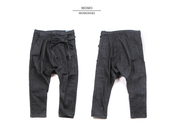 Momohiki Pant - One Wash Indigo