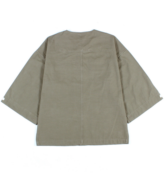 Riku Jacket - Military Green