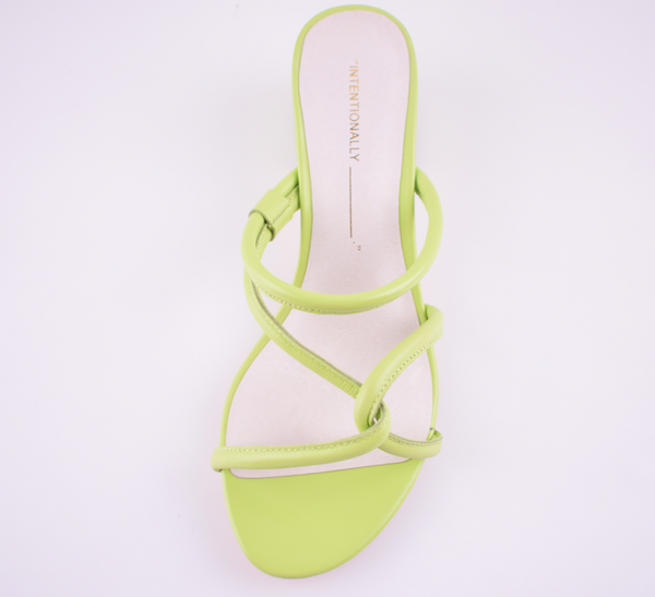 Tami Lime Green
