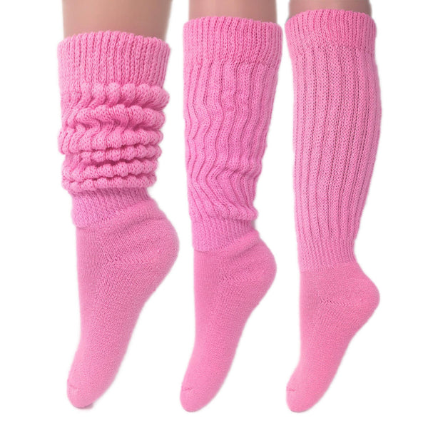 Soft Slouchy Sock - Various Colors