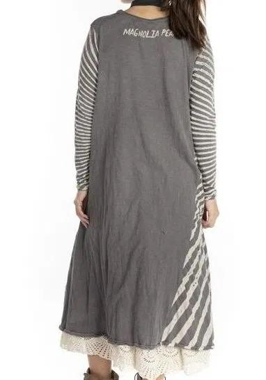 Dress 712 Ozzy Cotton Jersey Rays For Daze Tee Dress