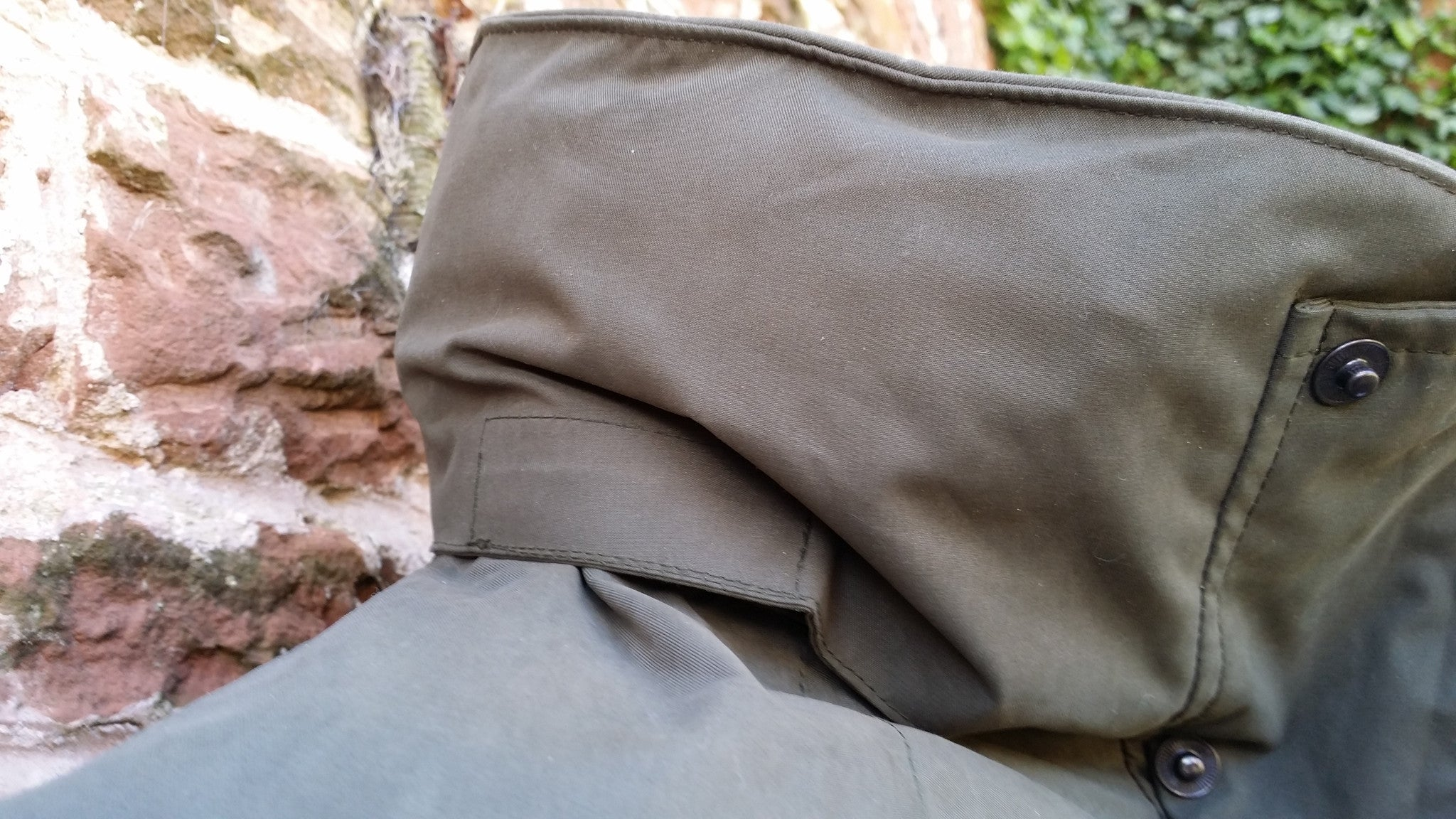 "The ""Nomad Chest Wader Jacket"""