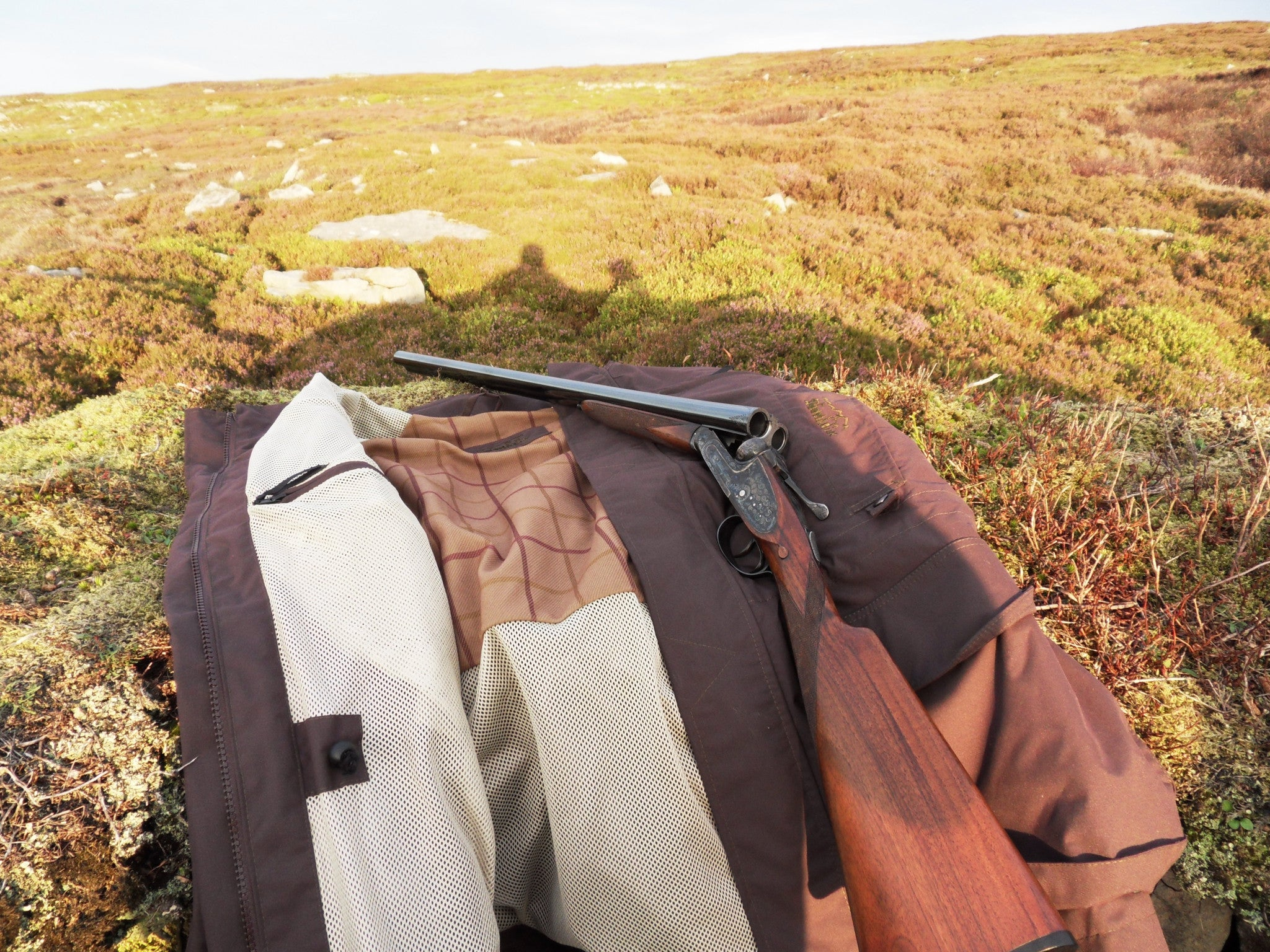 "Gent's ""28"" – The Grouse Coat"