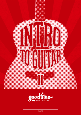Intro to guitar - Level 2
