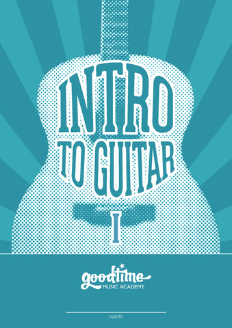 Intro to guitar - Level 1 (For music bus/beginner students)