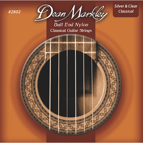 Dean Markley Classic Strings Ball End Nylon 28-42